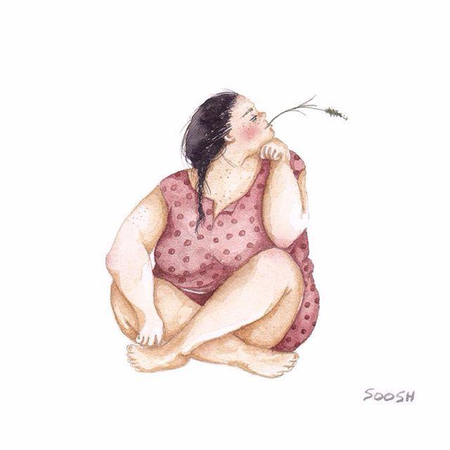 Zen Bysoosh Illustrator Illustration Draw Drawing