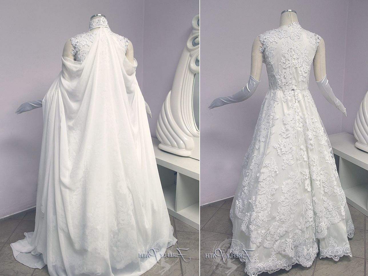 Legend Of Zelda Inspired Wedding Dress | all things wedding ...
