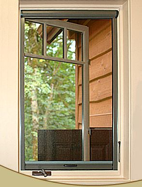 Windows Casement With Retractable Screens Casement