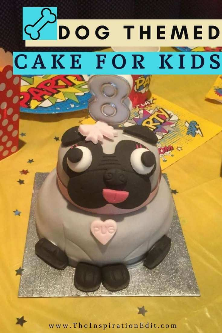 A Pug Birthday Cake From Asda Birthday Cakes Birthdays And Cake