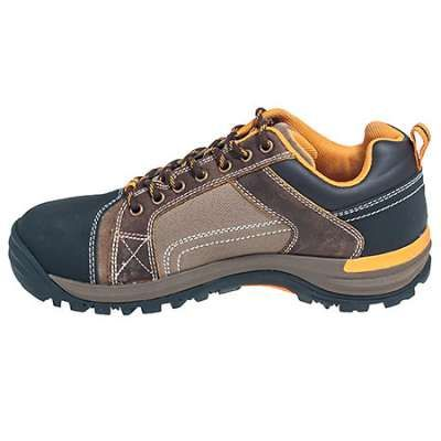ac5f780e8f6 Wolverine Shoes: Men's 10240 Brown Chisel Steel Toe Work Shoes ...