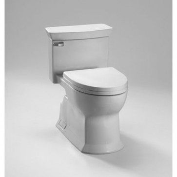 Toto Eco Soiree One Piece Elongated Toilet Ms964214cef G Toto Toilet One Piece Toilets Toilet