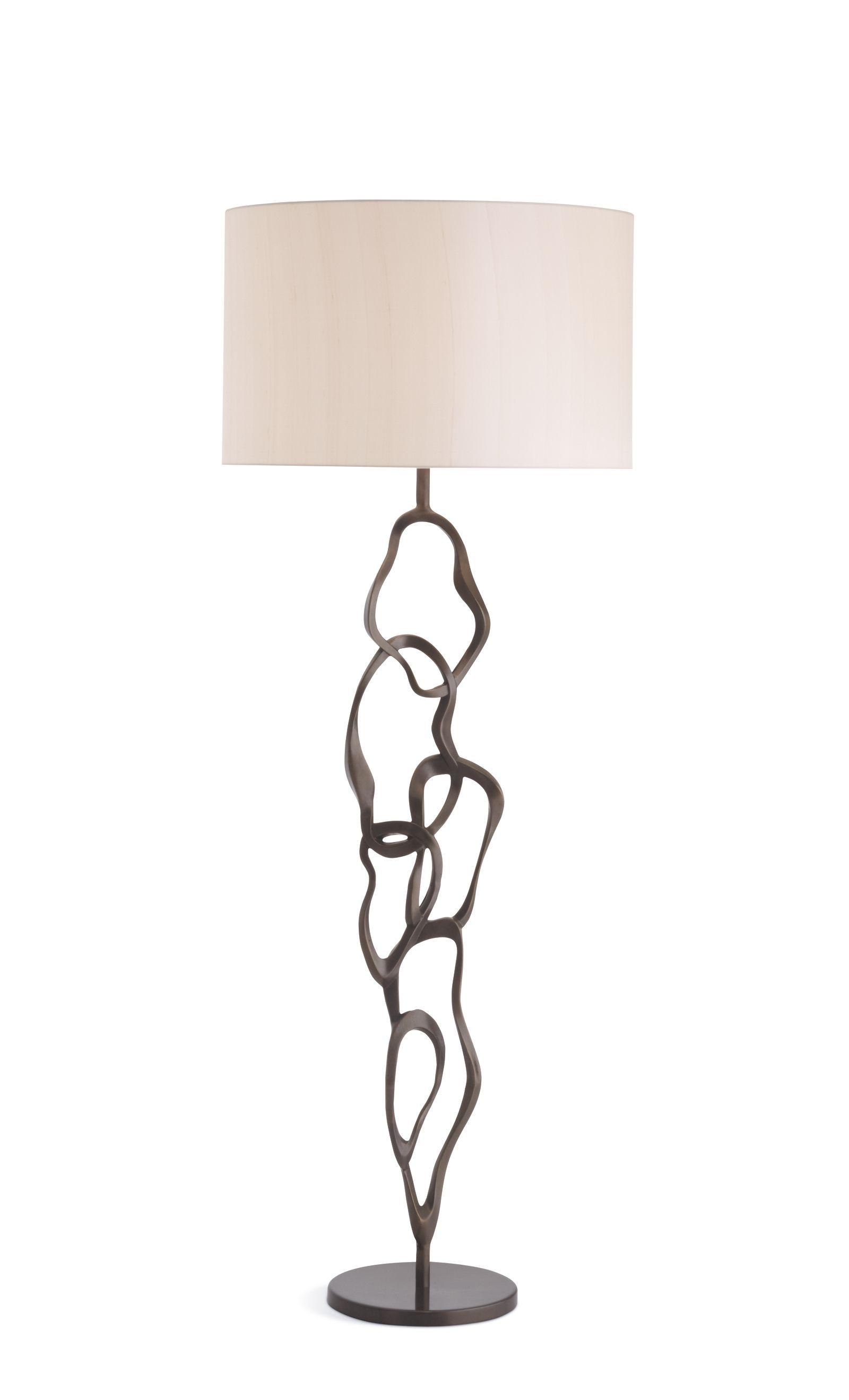 Mode floor lamp in dark bronze baker furniture light floor mode floor lamp in dark bronze baker furniture mozeypictures Image collections