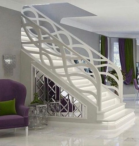 7 Ultra Modern Staircases: Interior Staircase Designs Modern Stairs Designs