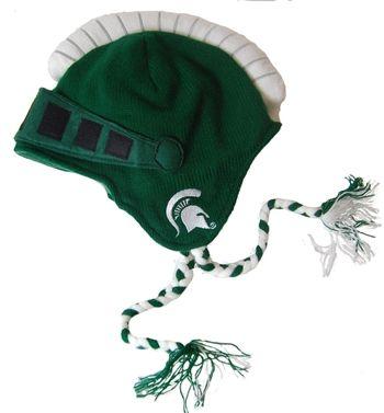 Spartan Helmet Winter Hat - Adult 390a58e7e0ed