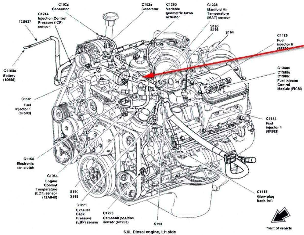 Mercedes M4 Engine Diagram Wiring