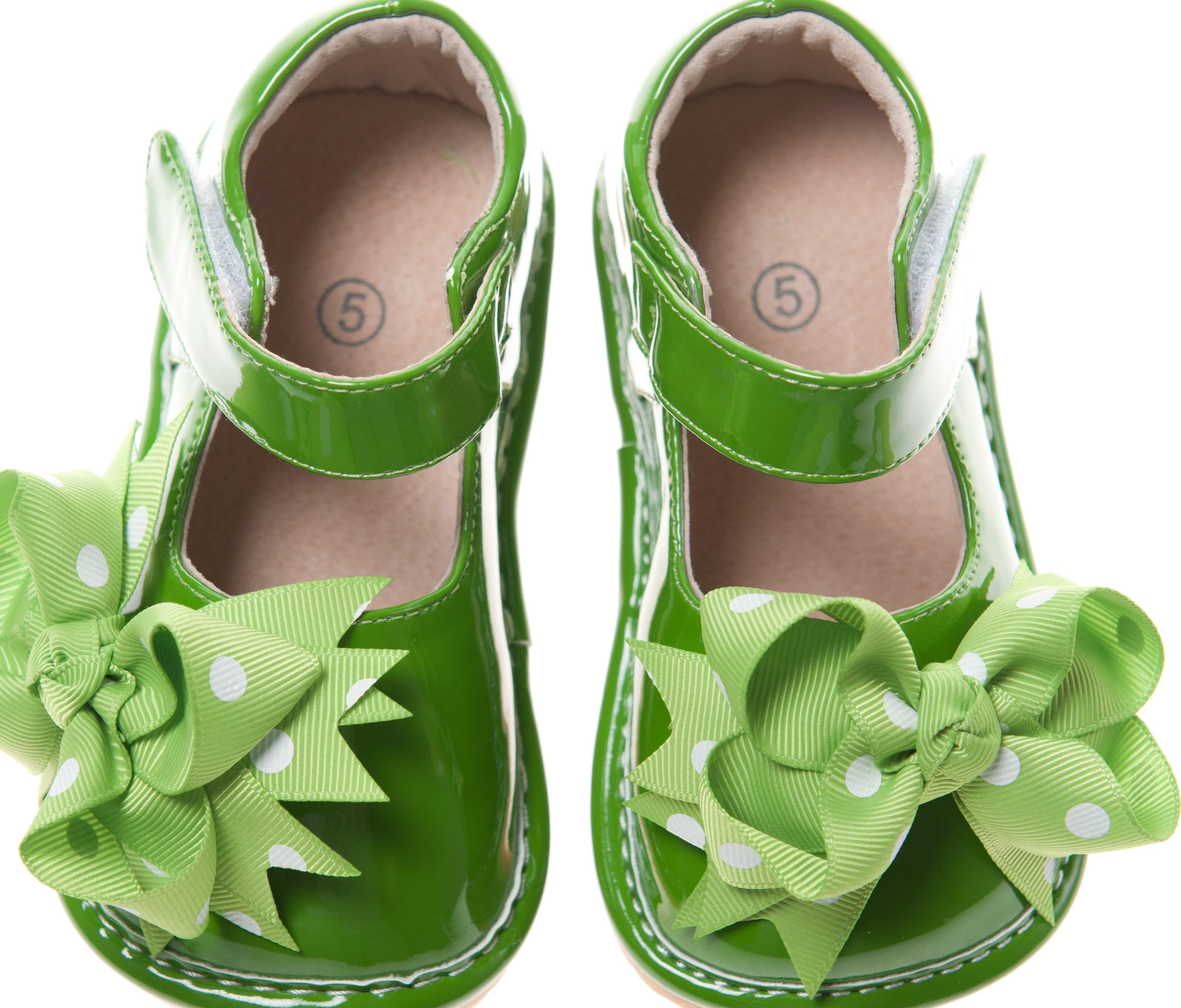 YochiYochi Frog Prince Kairu Squeaky Shoes YochiYochi $29 95