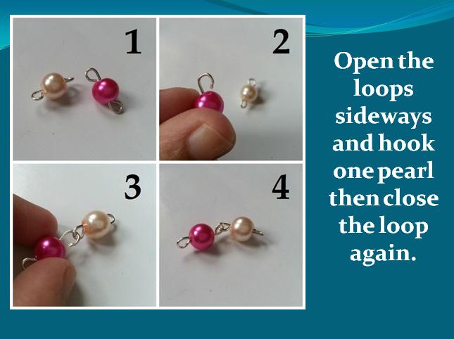DIY Wire Jewelry: Rosary Beading Inspired Bracelet | Jewelry ~ Metal ...