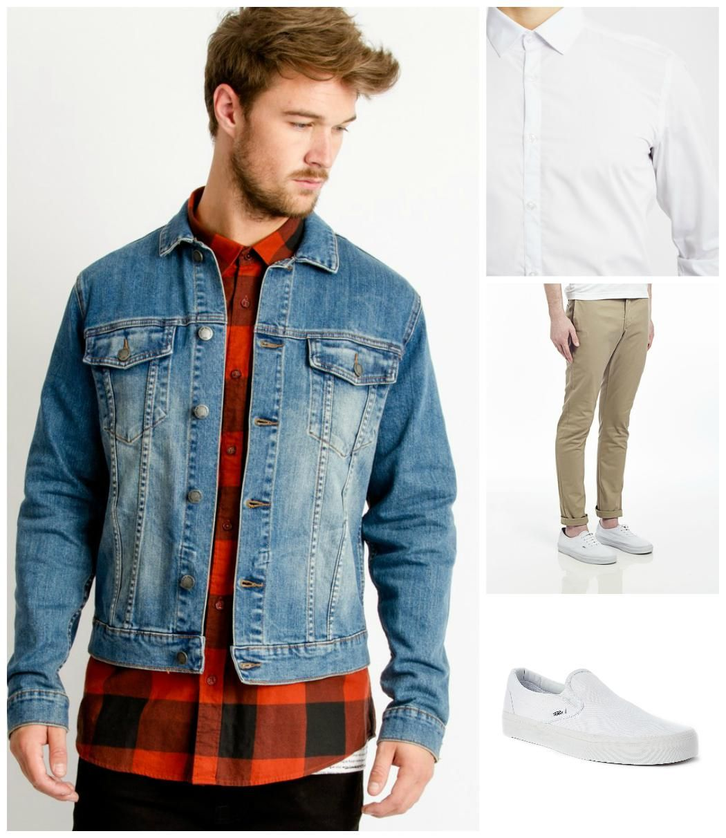 4 Seasonal Outfits to Wear With a Denim Jacket | The Idle Man