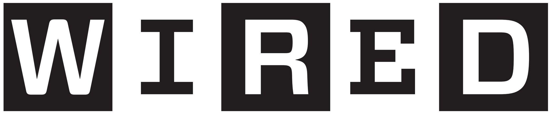 Wired Logo Online Book Club Wired Magazine Logos