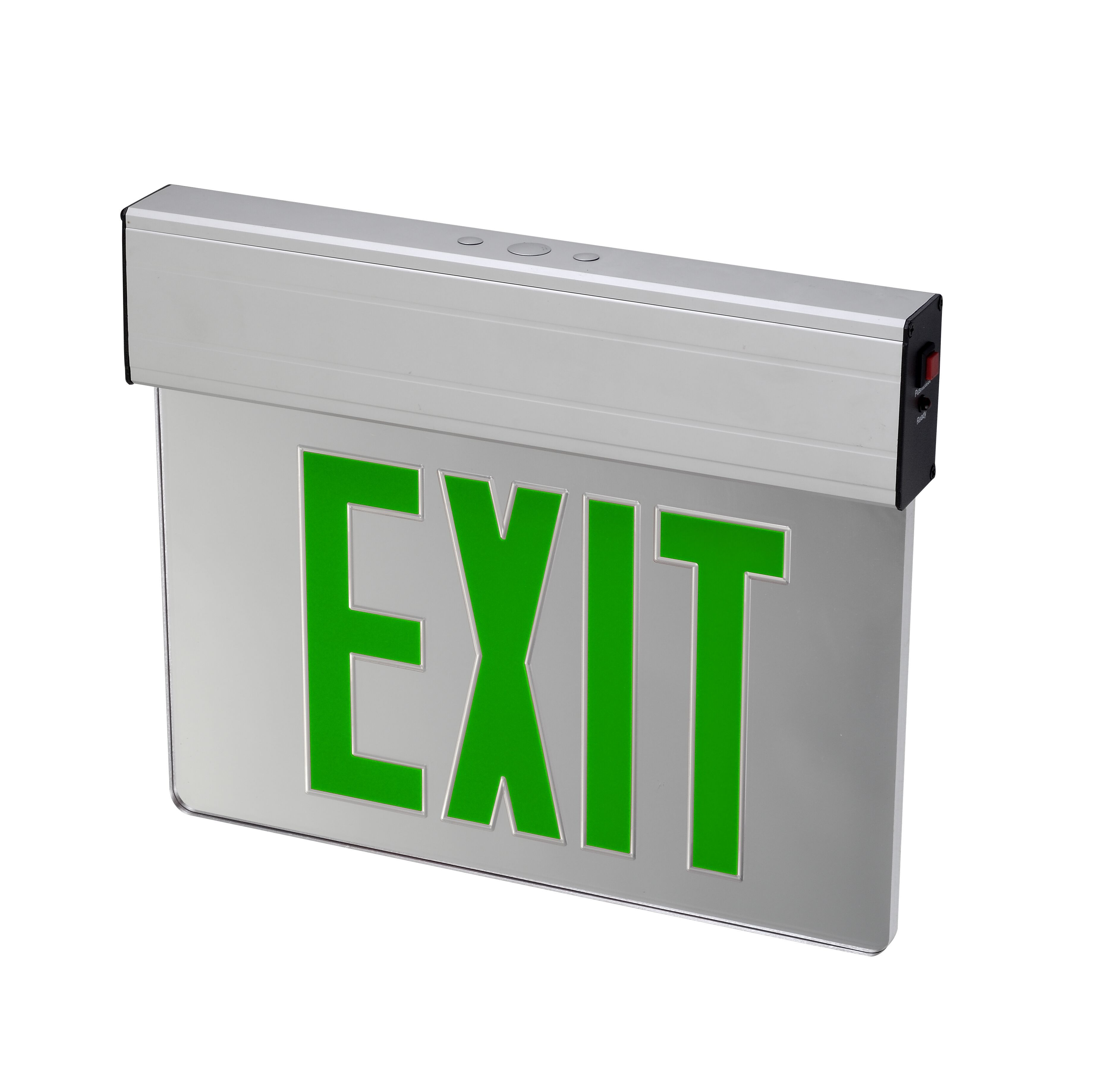 Battery Operated Exit Light Emergency Exit Signs Exit Sign Sign Lighting