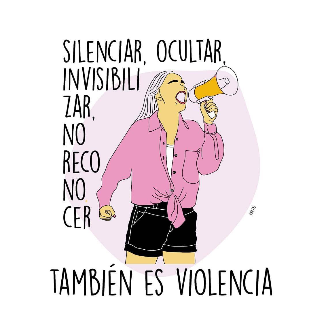 Hoy Es El Día Internacional De La Eliminación De La Violencia Contra La Mujer Ayer Julidelvalle Me Pid Violencia Contra La Mujer Cartel Feminismo Violencia