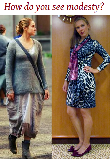 Is modest fashion frumpy and dowdy or elegant and beautiful? Let me show you what modest fashion really is.