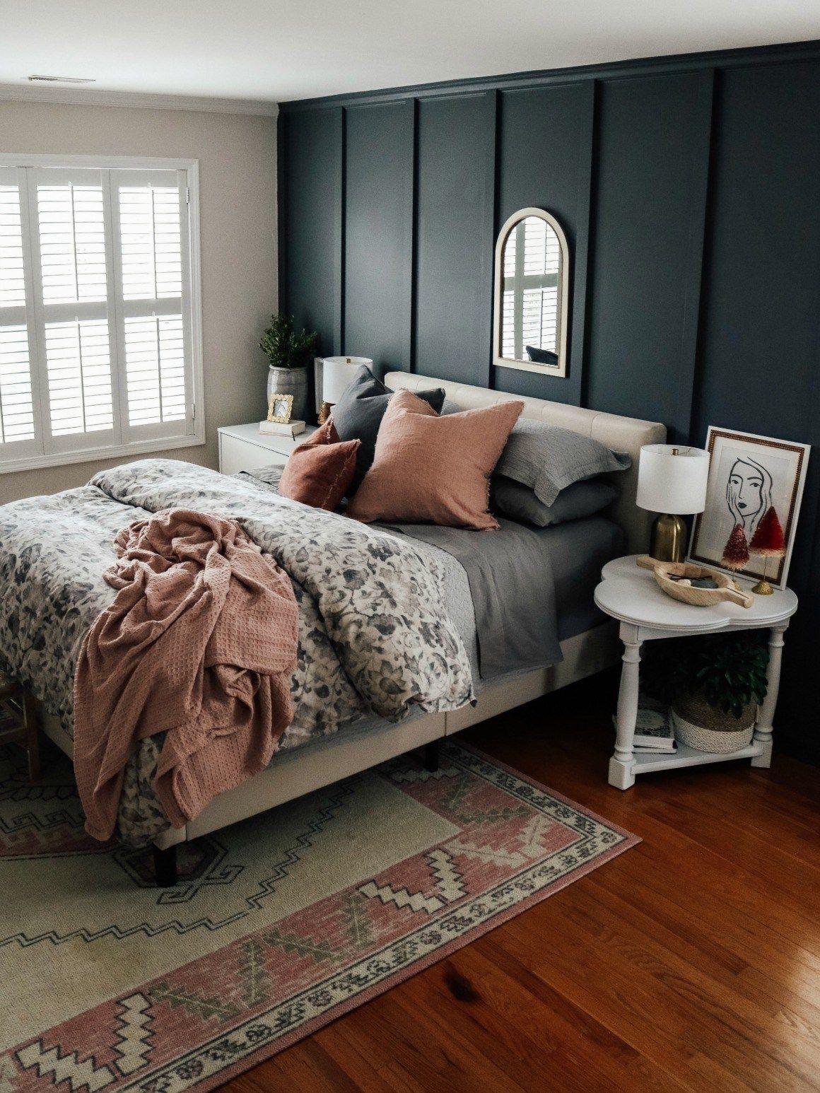 Bedroom Makeover For A Deserving Single Mom Nesting With Grace Apartment Bedroom Design Bedroom Design Trends Master Bedroom Inspiration
