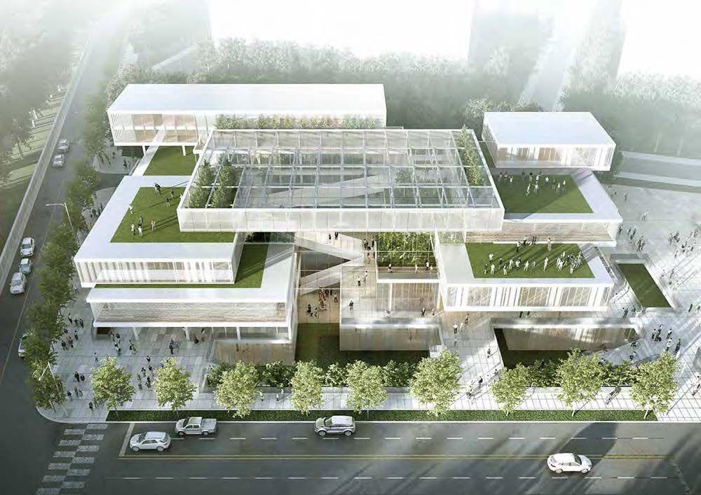 1 a pinterest architektur und projekte - Futuristische architektur ...