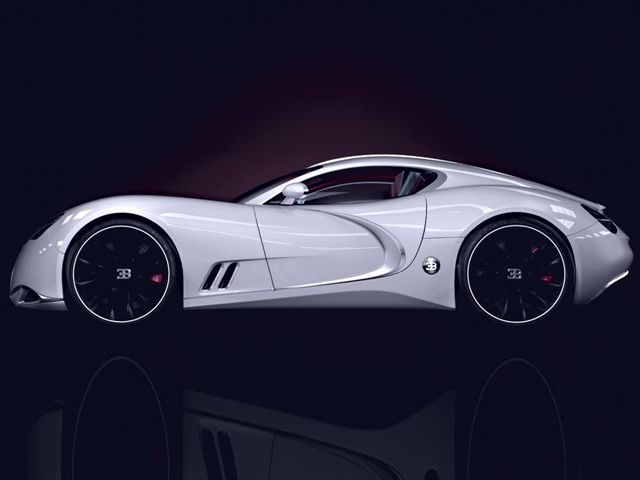 Bugatti Gangloff Concept Inspired by Type 57 Atalante