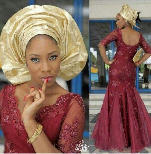 Nigerian Traditional Attire African