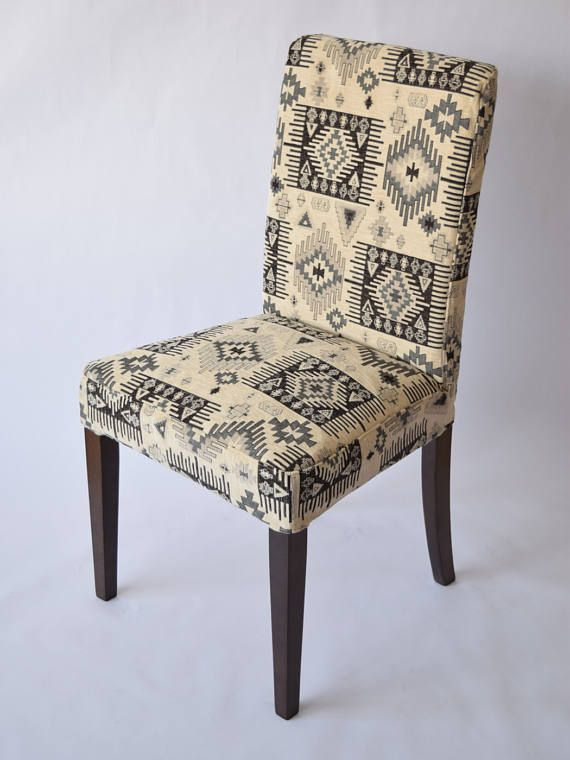 bohemian furniture, ikea chair cover, ikea slipcover, moroccan ... on
