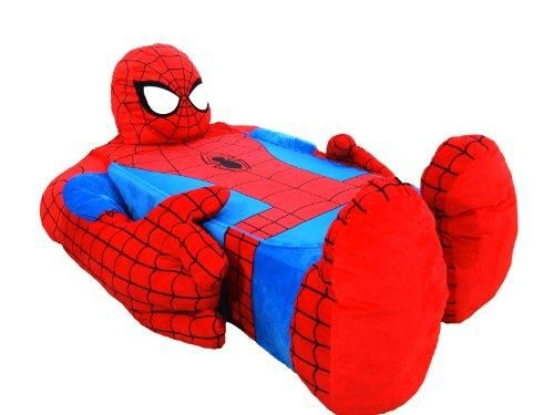 Incredibeds Spider Man Bed Cover Twin