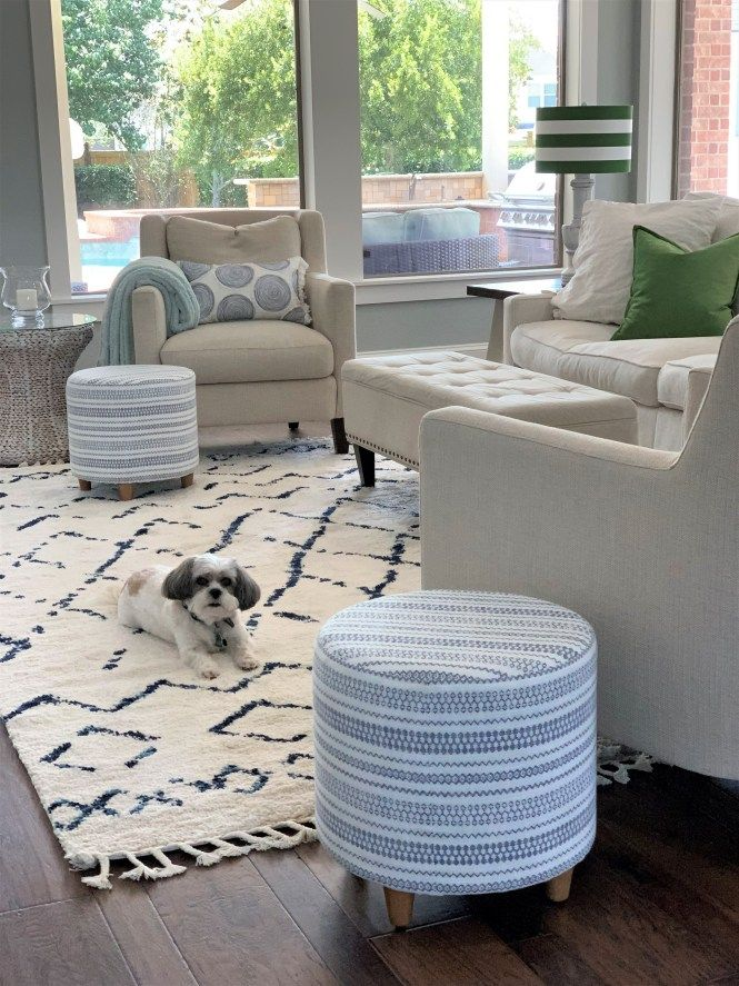 12 Best Navy and White Area Rugs Under 200 Navy, white