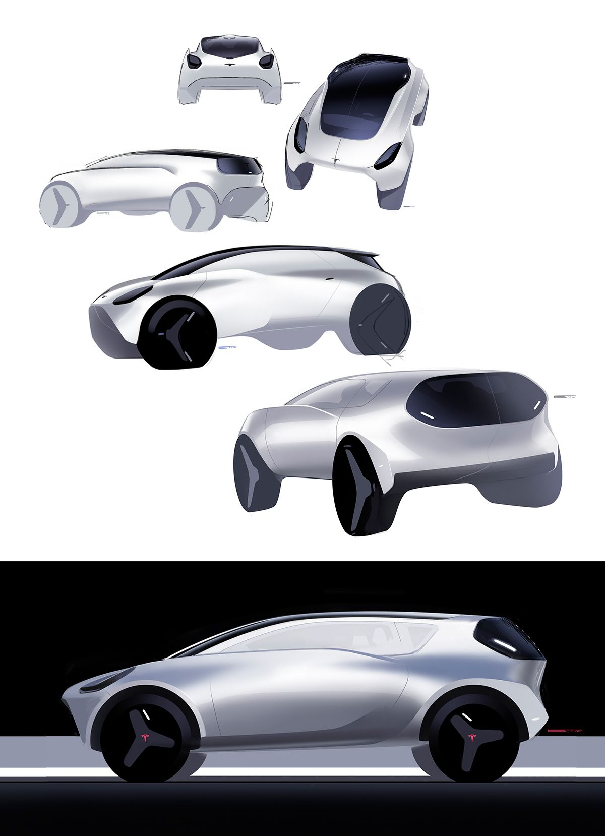 Art Center Transportation Design Edward Tseng Concept