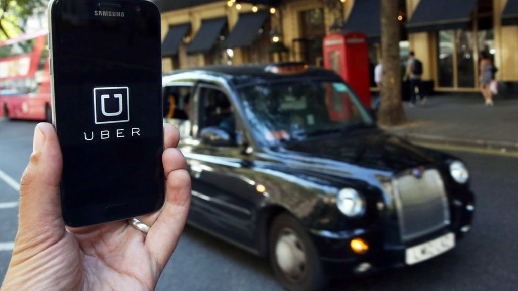 Direct Anger At Uber Says London Mayor