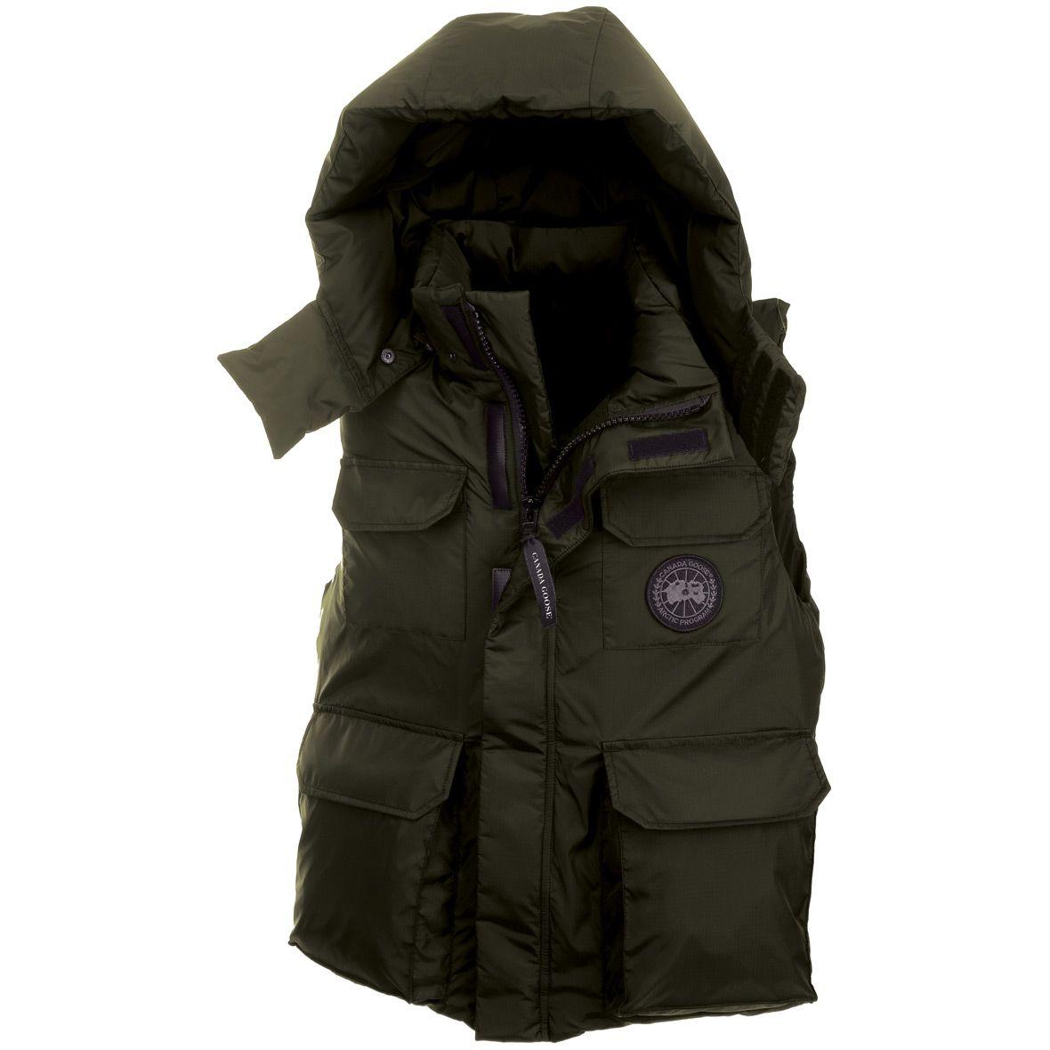 canada goose alberta vest