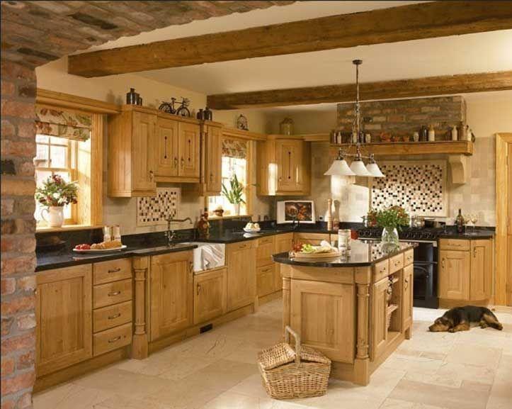 Emejing Cucine Rustiche Con Isola Centrale Pictures - Design & Ideas ...