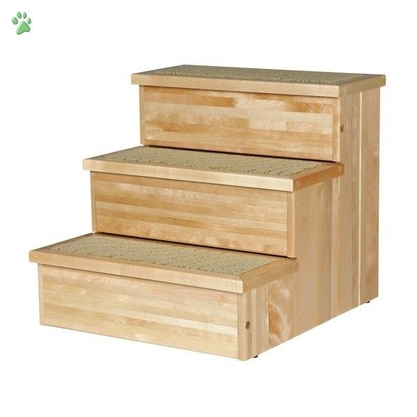 Best Diy Wooden Steps Google Search Pet Stairs Dog Stairs 400 x 300