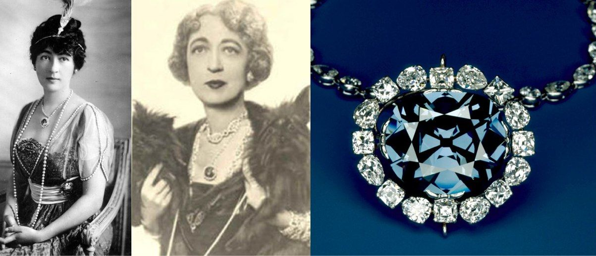 6 Pieces of Real-Life Cursed Jewelry that Could Destroy You  #1 The HOPE DIAMOND