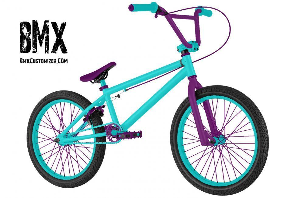 Bmx Customizer Custom Bmx 59012 From Detroit Mi United States Bmx Bikes Bmx Bike Design