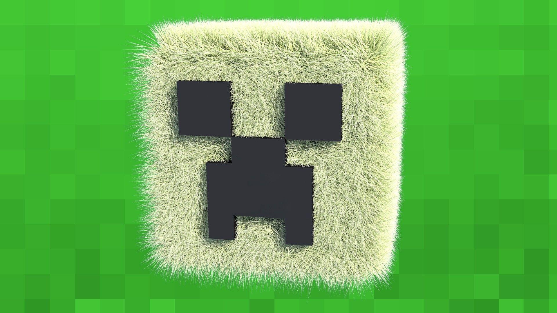 Cool Minecraft Creeper 3D Wallpapers HD Wallpaper