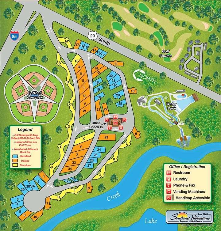 Campground Map Google Search Camp Ground Design Map