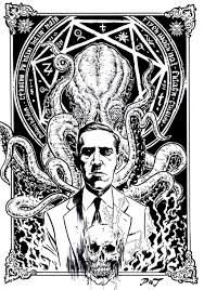 Resultado de imagem para lovecraft drawings