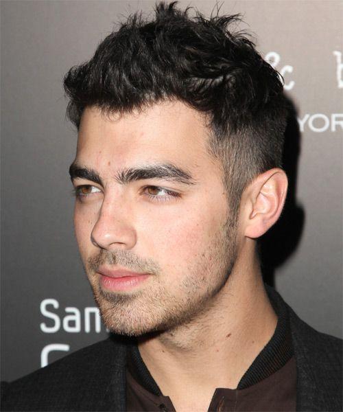 Joe Jonas Mens Hairstyles Medium Hair Styles Haircuts For Men
