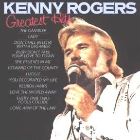Kenny Rogers With Images Coward Of The County Vinyl Record Album Greatest Hits