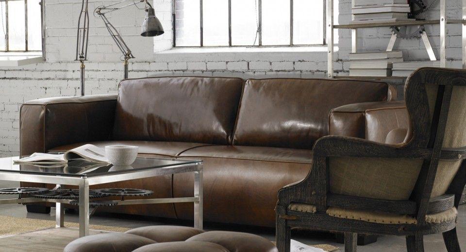 Canape Dallas Maison Corbeil Leather Corner Sofa Italian Leather Furniture Leather Sofa