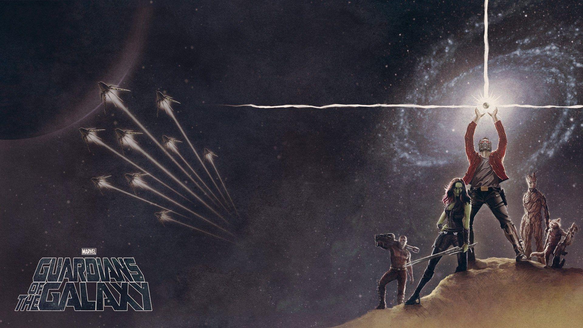 1920x1080 Guardians Of The Galaxy Hd Wallpaper