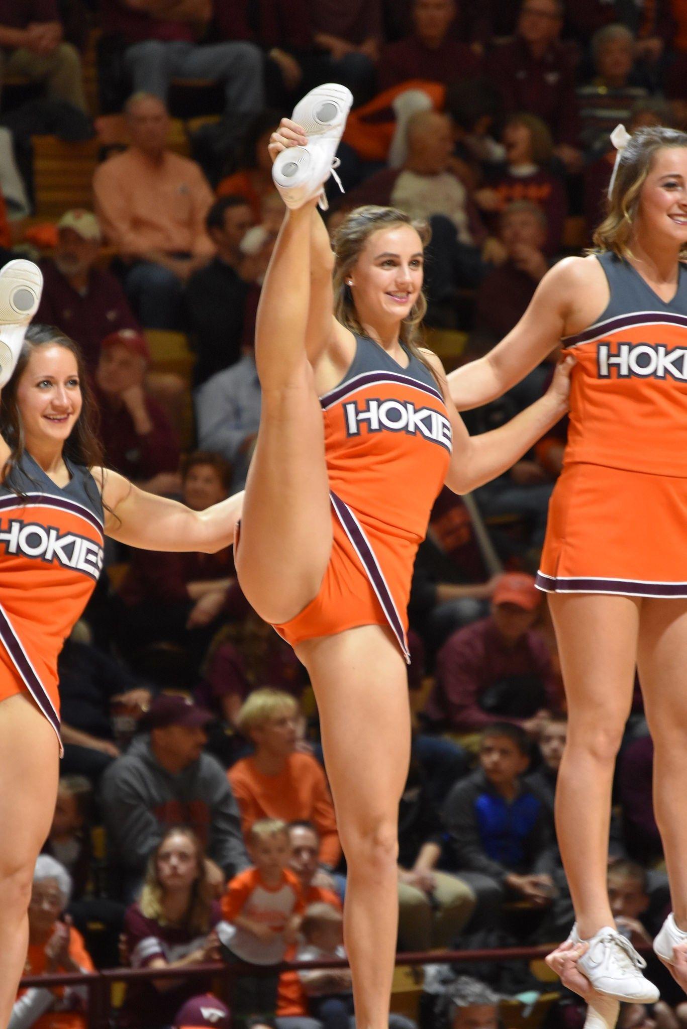 Tight Cheerleading Body Gracie's Massage