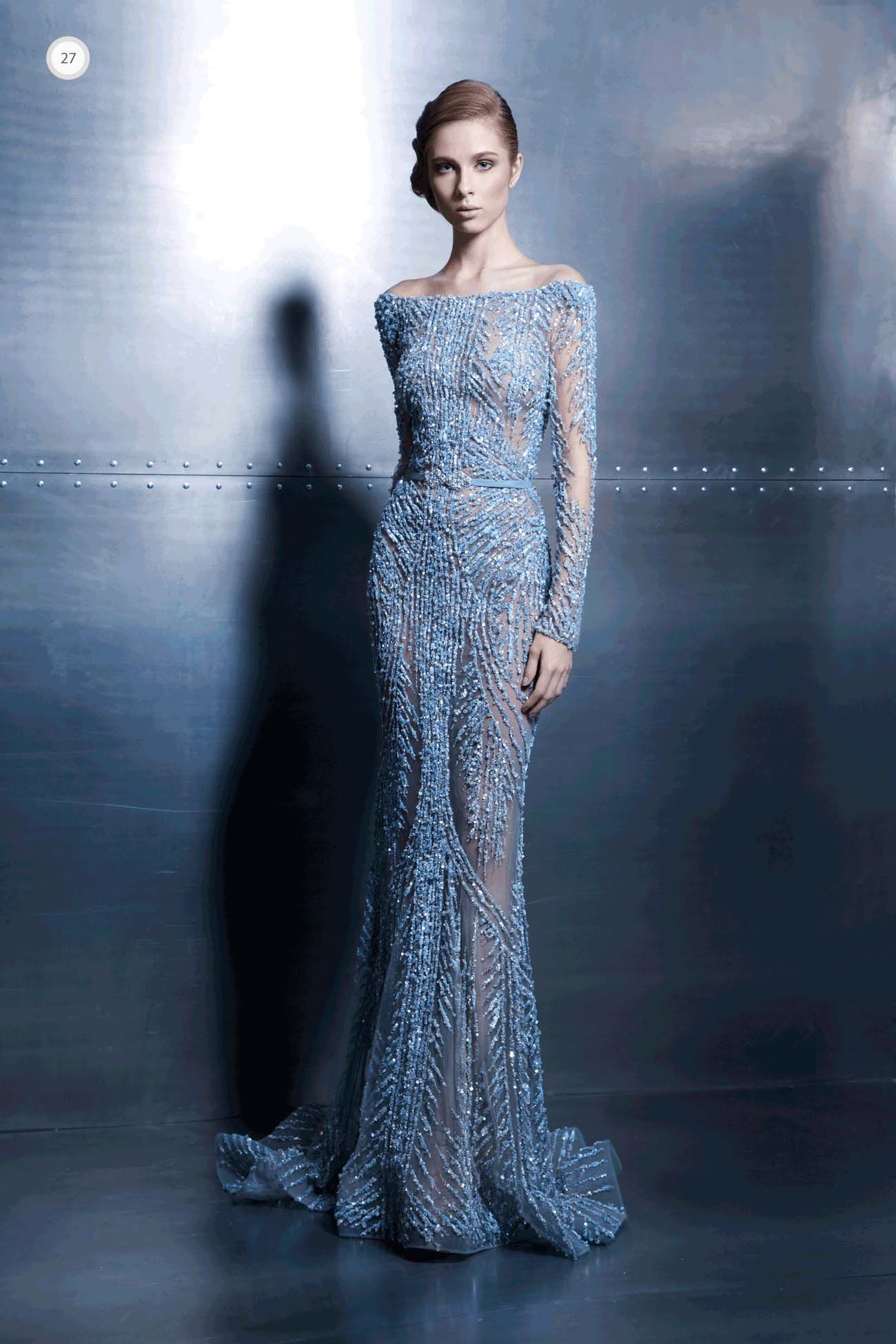 ZIAD NAKAD this reminds me so much of elsa from frozen!?! | gowns ...