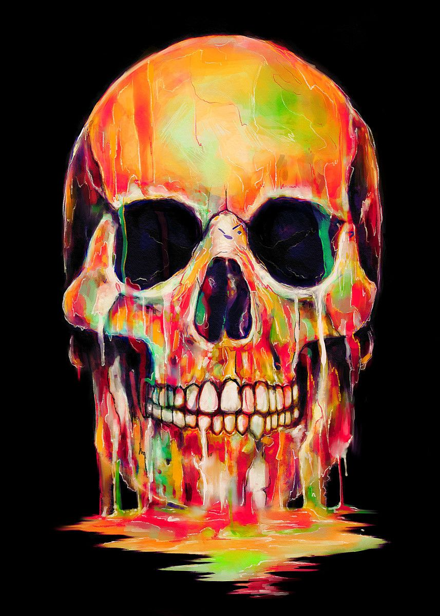 Nicebleed Art poster print collections | Displate | Displate thumbnail