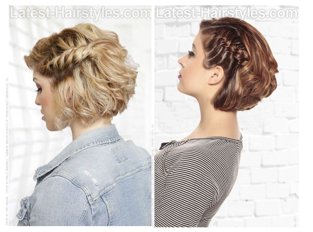 Short Hair Hairstyle Easy The Best Ideas For Your Special Occasions Newest Hairstyle Trends Short Hair Styles Short Hair Styles Easy Cool Hairstyles