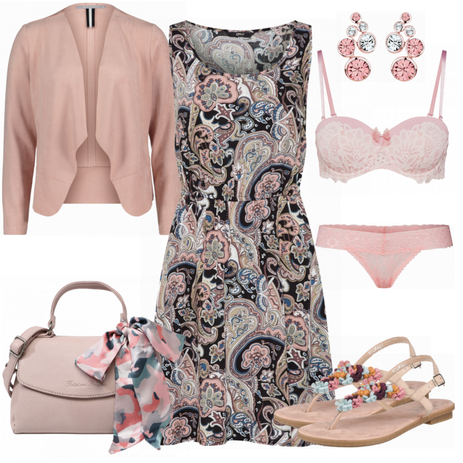 only kleider outfit - sommer-outfits bei frauenoutfits.de
