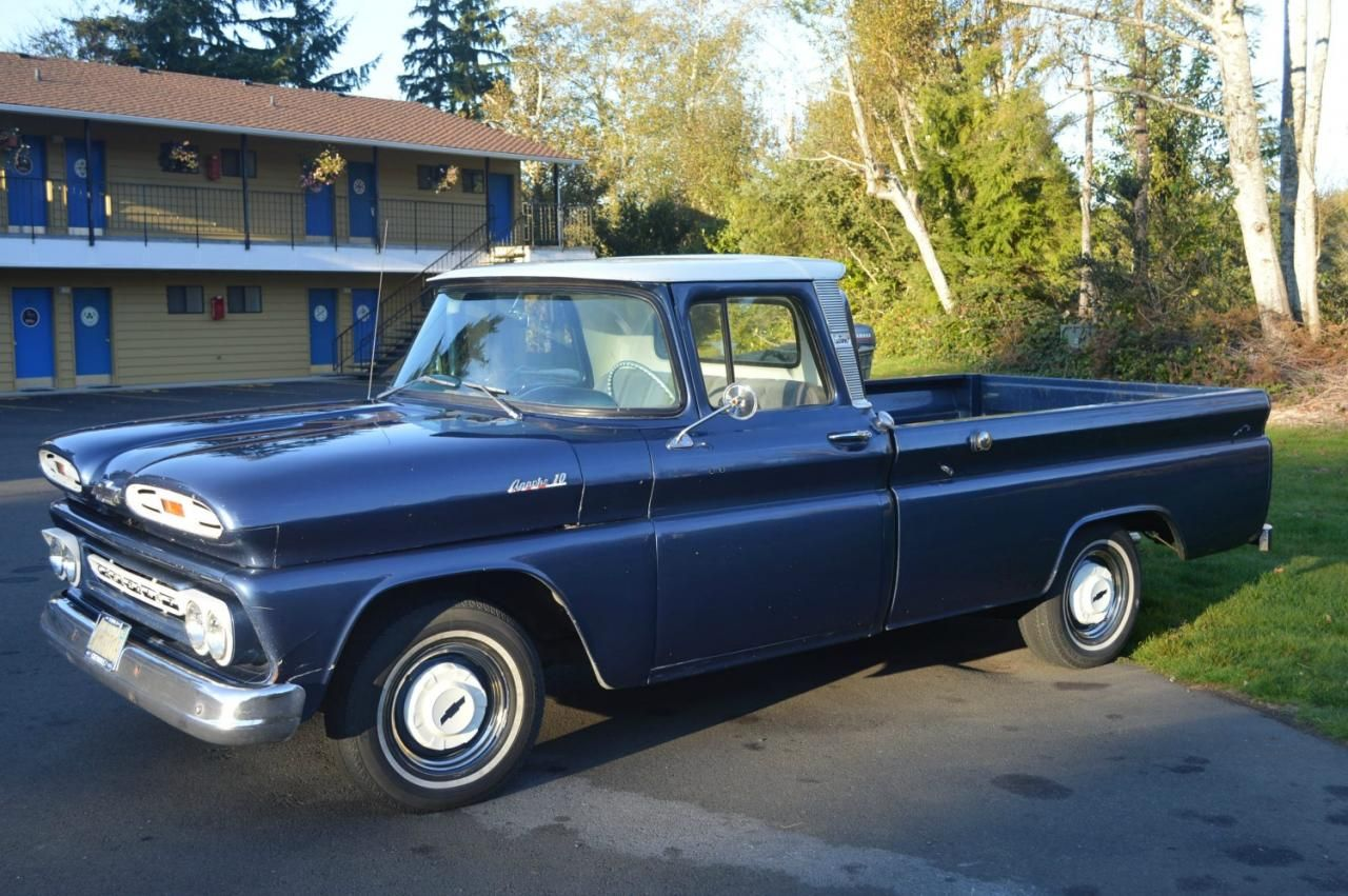 1961 C10 Chevy Pick Up Truck Restomod For Sale Trucks Chevy