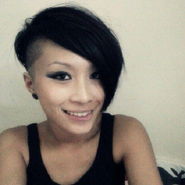 Cool 1000 Images About Undercuts On Pinterest Short Undercut Short Hairstyles Gunalazisus