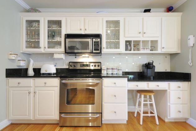Cómo decorar cocinas pequeñas Horno, Decorar cocinas pequeñas y