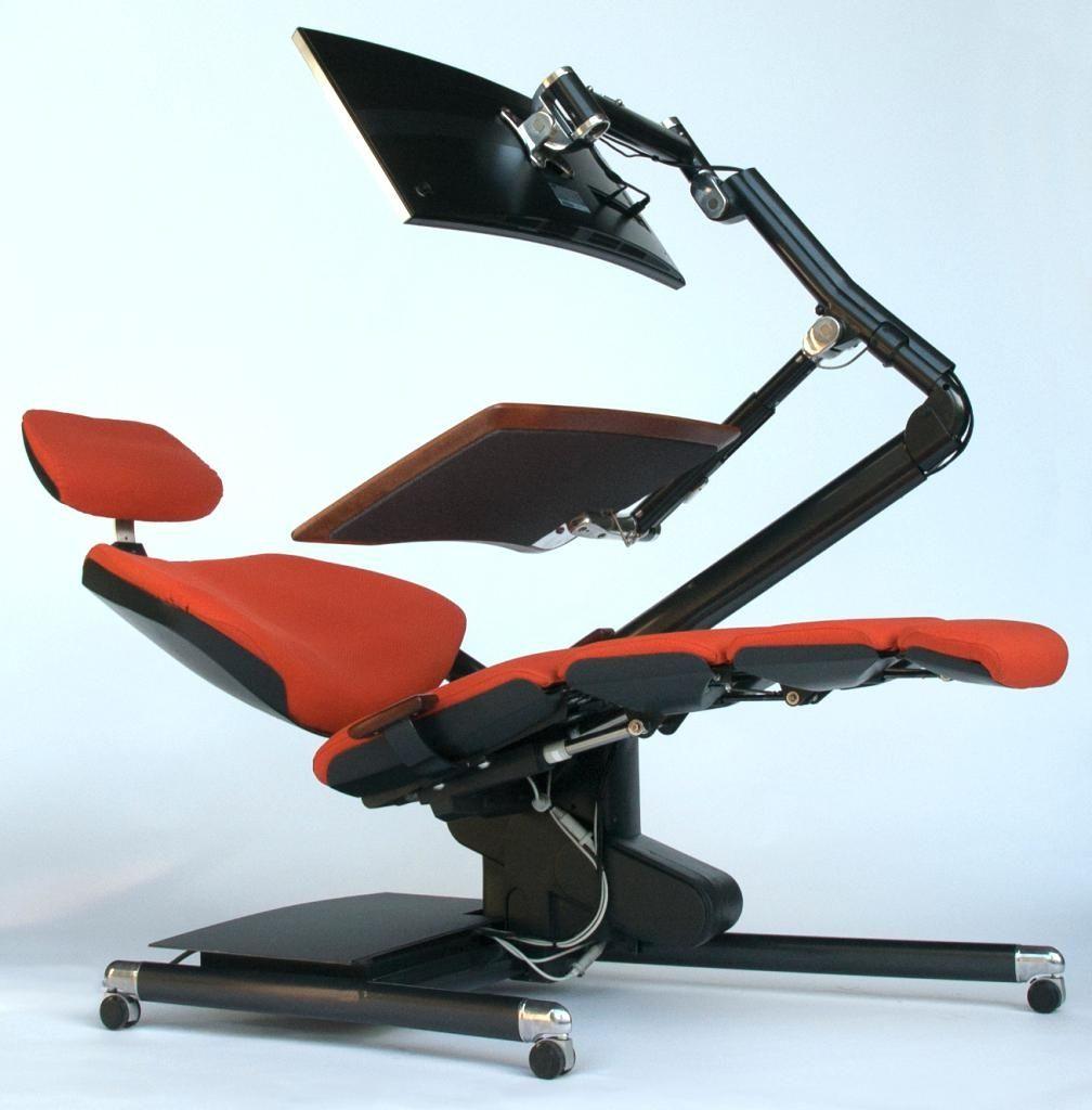 zero gravity ergonomic office chair