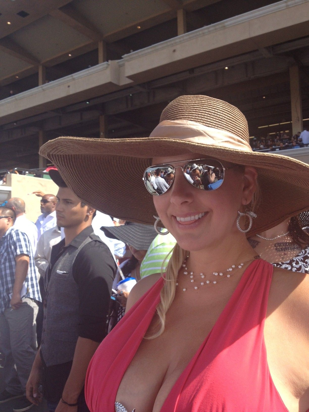 opening day at Del Mar Races My style, Style, Fashion