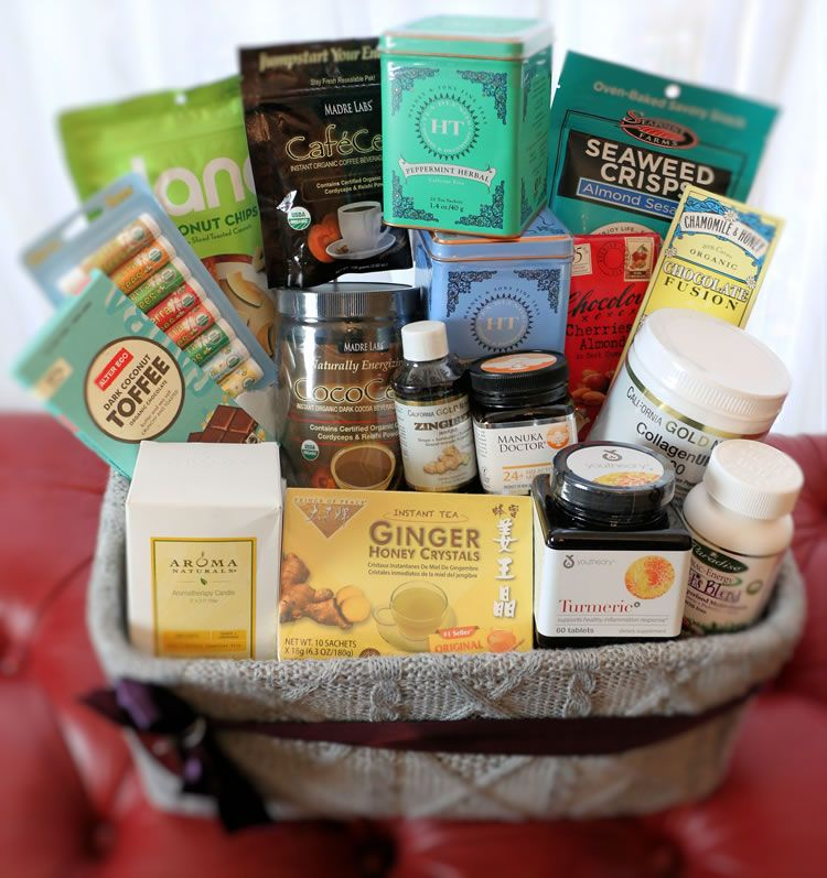 Put Together The Ultimate Healthy Holiday Gift Basket With These Tips And Tricks