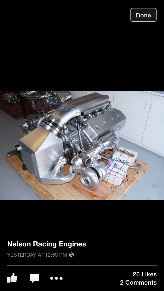 How Much Does It Cost To Rebuild An Engine >> Nelson Racing Engine 2 500 Hp And It Costs 90 000 Power Plants